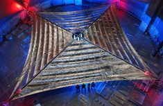New NASA Spacecraft Will Be Propelled By Light by news.nationalgeographic: Solar sails are made of ultrathin, highly reflective material. When a photon from the sun hits the mirror-like surface, it bounces off the sail and transfers its momentum... #NASA #Solar_Sails