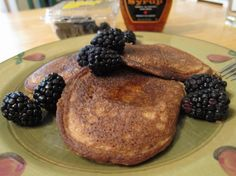 Almond flour and stevia pancakes