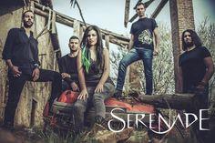 HARD N' HEAVY NEWS: SERENADE - REVEAL NEW ALBUM'S TITLE