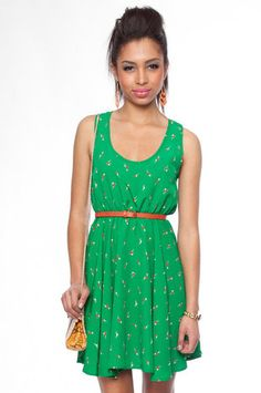 @Brooklynn - this could be your baby shower dress!! <3 Dandelion Dress in Green $33 at www.tobi.com  need to buy