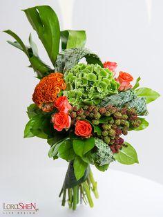05468 — Lorashen Church Flowers, Funeral Flowers, Fall Flowers, Wedding Cakes With Flowers, Wedding Bouquets, Hand Tied Bouquet, Arte Floral, Flowering Trees, Growing Flowers