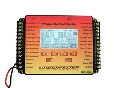 Lingenfelter Performance Engineering Releases New Nitrous Control Center – Fully Stand Alone, On-Board And PC Programmable