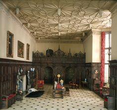 English Great Room of Late Tudor Period 1550-1603   Charlotte Interior Designer – Amy Vermillion Blog – Interior Design Charlotte