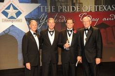 Hall of Fame Biz Leaders: TX has a long track record of leading the way in business.
