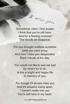 Missing my husband 💔 Missing You Quotes For Him, Missing My Son, Missing Grandma Quotes, I Miss My Mom, I Miss You Grandma, Grief Poems, Super Soul Sunday, Heaven Quotes, Grieving Quotes