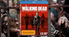 Run, don't walk for our 'Walking Dead' Blu-ray giveaway!: Run, don't walk for our 'Walking Dead' Blu-ray giveaway!:…