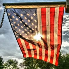 American sunshine...