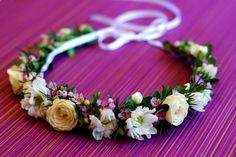 Hens Night, Floral Crown, Newborn Photography, Hair Bows, Hair Clips, Flower Arrangements, Headbands, To My Daughter, Diy And Crafts
