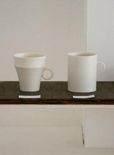 Tetsuya Otani ceramic mugs