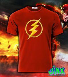 Playera o Camiseta N Flash - Jinx