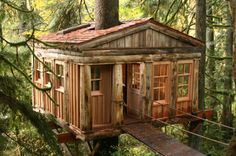 TreeHouse Point, a vacation lodge in Issaquah, Washington.