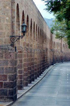 Acueducto de Morelia, Michoacan, Mexico