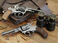 maxgromov: The Nagant Revolver Bushcraft, Guns Dont Kill People, Revolver Pistol, Magnum, Shooting Guns, Fire Powers, Hunting Rifles, Military Weapons, Ww2 Weapons