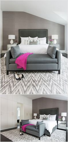Take a Look At These Chic Bed Bench Alternatives 4 Bed Sheets Online, Cheap Bed Sheets, Yellow Bedding, Bedding Sets, Kids Bedroom, Master Bedroom, Bed End, Simple Bed, Cozy Bed