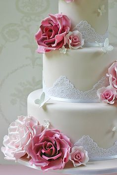 33 Most Amazing Wedding Cakes Pictures & Designs