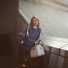 Sofia Coppola LOUIS VUITTON LV SC BAG