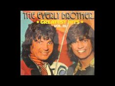 Everly Brothers - Crying In The Rain - Phil Everly Tribute