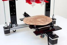 Burritobot: A 3-D Printer That Spits Out Burritos