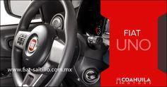 El interior del nuevo #FiatUno sorprende a cualquiera. ¡Atrevete a hacer tu prueba de manejo y llamanos al 4-38-82-00! Es gratis.