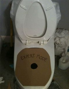 Expert Mode for all the Gamers out there...because I live in a house full of boys!