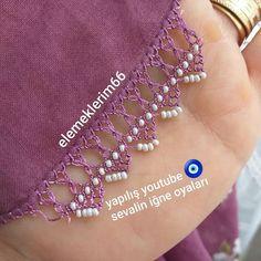 Needle Lace, Origami, Diamond, Jewelry, Towels, Needlepoint, Jewlery, Bijoux, Jewerly