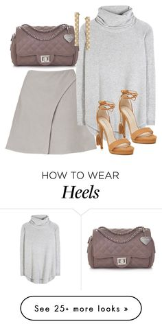 """""""Untitled #2104"""" by erinforde on Polyvore featuring Chloé, Marc B and Topshop"""