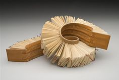 Hand-Built Books & Tools By Shanna Leino? I was lucky enough to study with her at Penland.
