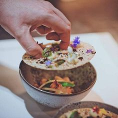 Holland's top 9 of first-class restaurants with 1 or more Michelin stars. Gourmet Food Plating, Gourmet Desserts, Gourmet Recipes, Plated Desserts, Michelin Food, Bistro Food, Dutch Recipes, Molecular Gastronomy, Culinary Arts