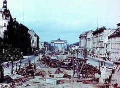 Thirty minutes of amazing color footage of Berlin after the war | Dangerous Minds