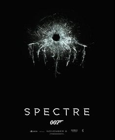 "James Bond ""Spectre"""