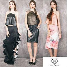 Ralph Mermaid Skirt is up this week on @loveandflair ! #Jolie #JolieClothing #JolieIndonesia #JolieJakarta #ootd #Fashion #onlineshop #clothingline #loveandflairindonesia