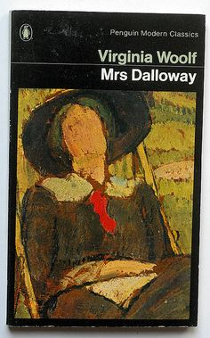Virginia Woolf: Mrs Dalloway Penguin Modern Classics - Harmondsworth, 1976 cover: detail from a portrait of Virginia Woolf by Vanessa Bell Virginia Woolf, Classic Books For Teens, Penguin Modern Classics, Books To Read, My Books, Classic Literature, Penguin Books, Book Authors, Love Reading
