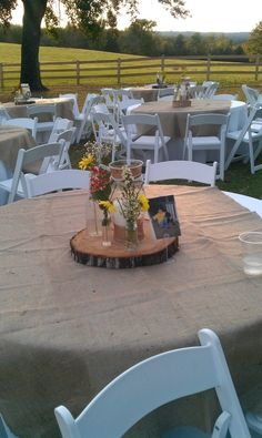 Table decor!