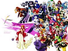 Full Moon - Sailor Moon FA by ~Sin-nombre on deviantART