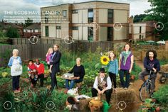 LILAC - The UK's first affordable ecological co-housing project