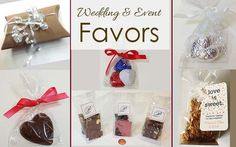 Event Favors – Sweet P's ..... Pantry Girls gotta have chocolate! http://sweetpspantry.com/