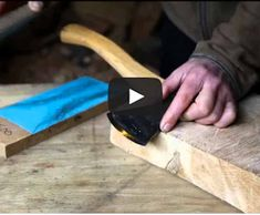 How to sharpen an axe, a simple easy technique that will get your axe razor sharp.