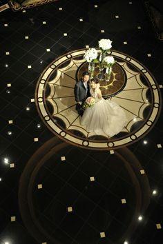 ウェスティンロビーで撮影した写真 Bridal, Bride, The Bride