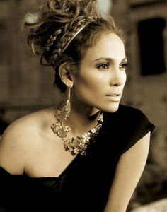 Jennifer Lopez, the definition of flawess beauty inside and out :)