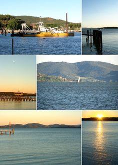 Trasimeno lake / Lago Trasimeno