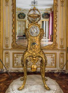 Versailles - Astronomical Clock