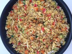 nasi van bloemkool rijst
