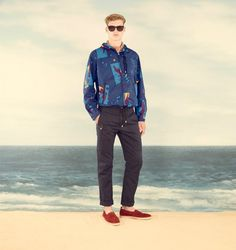 Louis Vuitton Men's Pre-Collection Spring Summer 2013