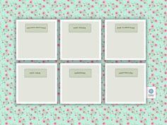Wallpaper desktop organizer #organization #wallpaper  http://www.meisi.es/organizando-fondos-de-escritorio/
