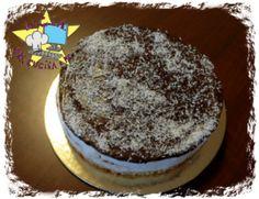 torta kinder pinguì senza cottura #KinderPingui senza cottura