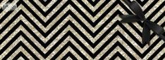 facebook timeline cover | Chevron print | The Cutest Blog on the Block