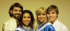 Tributo ao #ABBA na Hebraica
