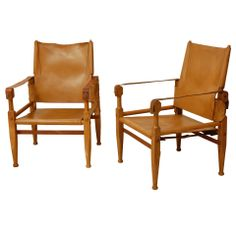 1stdibs | Kaare Klint Campaign Chairs  Lawson Fenning 3,850 for set