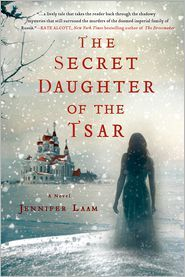 Author Interview-Jennifer Laam- The Secret Daughter of The Tsar http://thereadingfrenzy.blogspot.com/2013/12/author-interview-jennifer-laam-secret.html