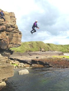 Coasteering in Mullaghmore along the Wild Atlantic Way Wild Atlantic Way, Atlantic Ocean, Wander, Fancy, Nature, Travel, Viajes, Traveling, Nature Illustration